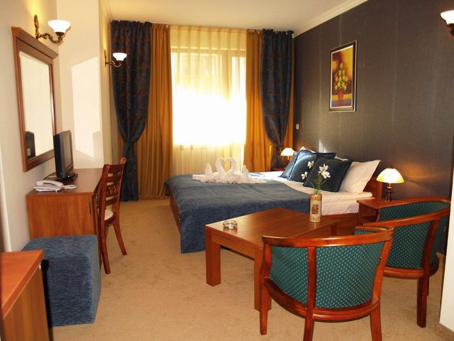 Emerald Spa Hotel - SGL room